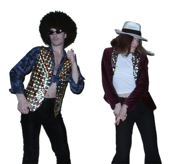 Одежда в стиле диско и стиль диско